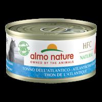 Tonijn uit de Atlantische Oceaan 70 gram