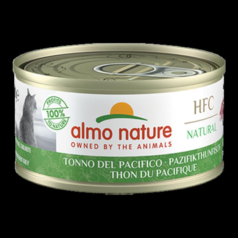 Tonijn uit de Stille Oceaan 70 gram