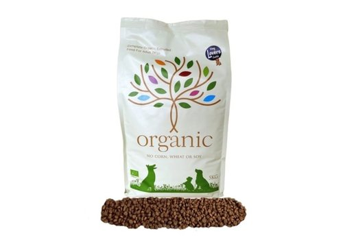 Dog Lovers Gold Organic Dog 5 KG