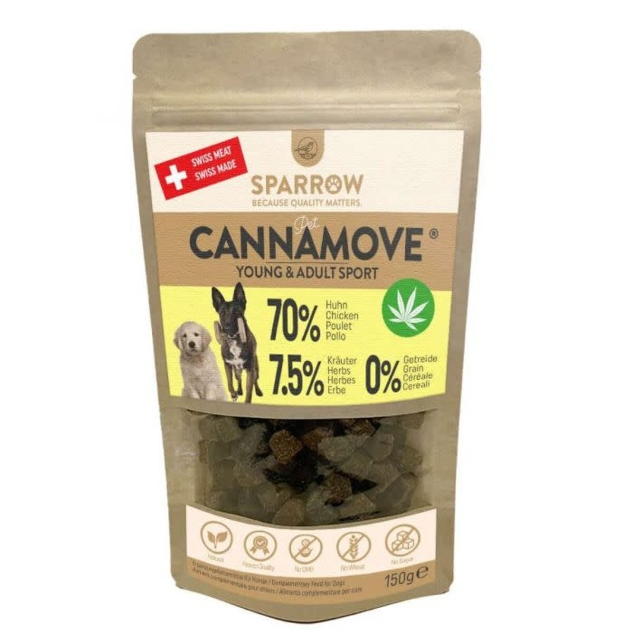 CannaMove® Snacks 200g