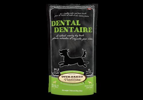Oven-Baked Tradition Dog Treat Dental 284 gram
