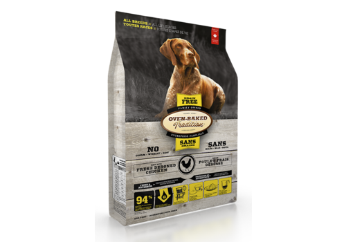 Oven-Baked Tradition Grain Free Dog Food Chicken