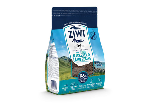Ziwipeak Cat Air Dried Mackerel & Lamb
