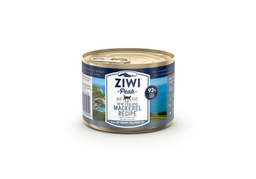 Ziwipeak Cat blik Mackerel