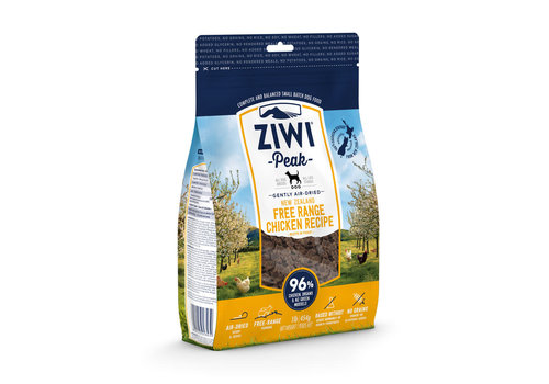 Ziwipeak Dog Air Dried Chicken