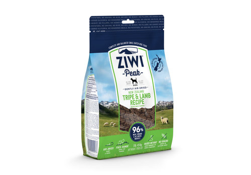Ziwipeak Dog Air Dried Tripe & Lamb
