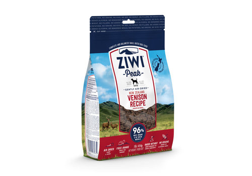 Ziwipeak Dog Air Dried Venison