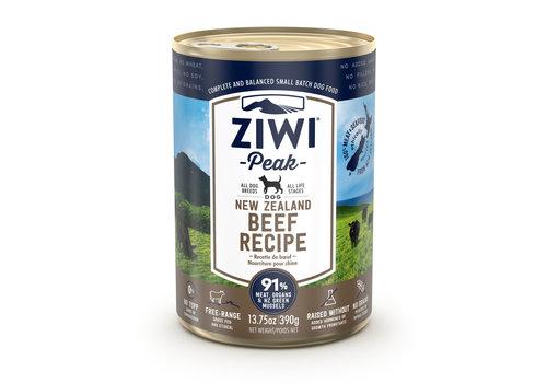 Ziwipeak Dog blik Beef 390 gram