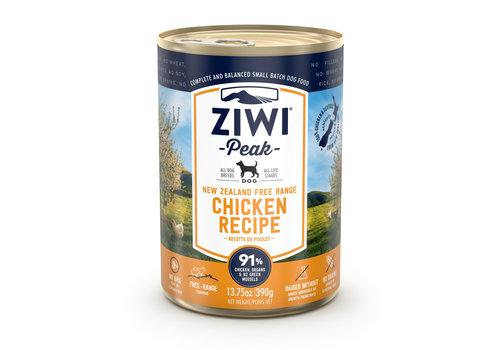 Ziwipeak Dog blik Chicken 390 gram