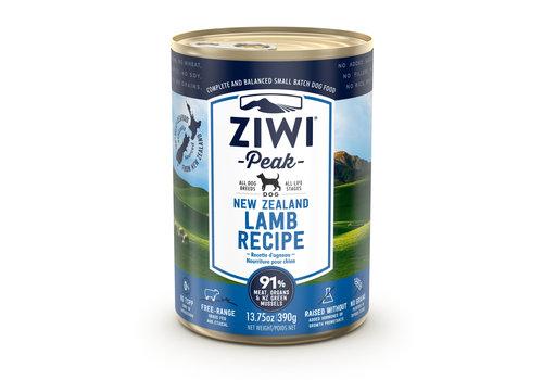 Ziwipeak Dog blik Lamb 390 gram