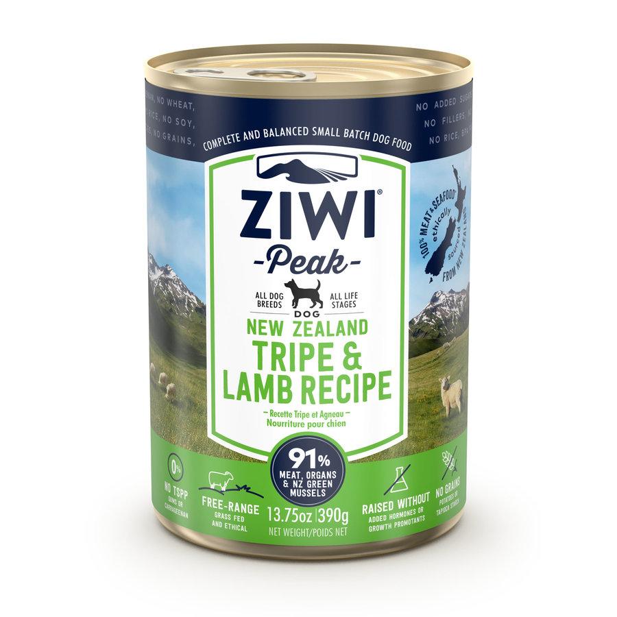 Dog blik Tripe & Lamb 390 gram