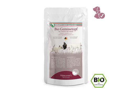 Herrmann's BIO CREATIVE Groentepot met bessen