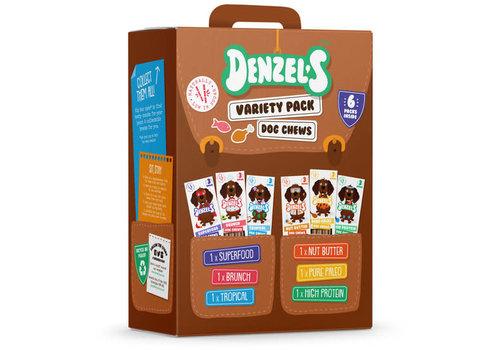 Denzel's Kauwstaven multibackpack - de verzameling