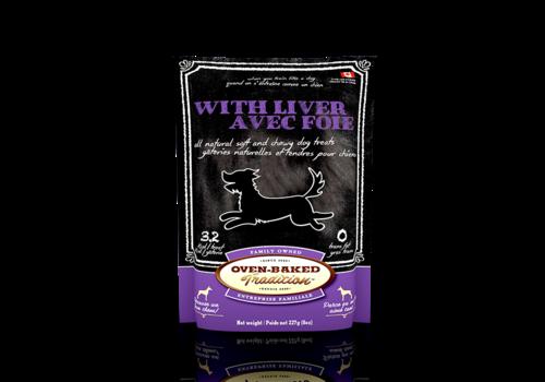 Oven-Baked Tradition Dog Treat Liver 230 gram