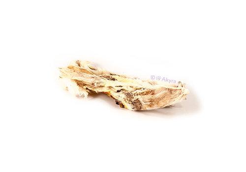 Akyra Konijnenoren met vacht 250 gram