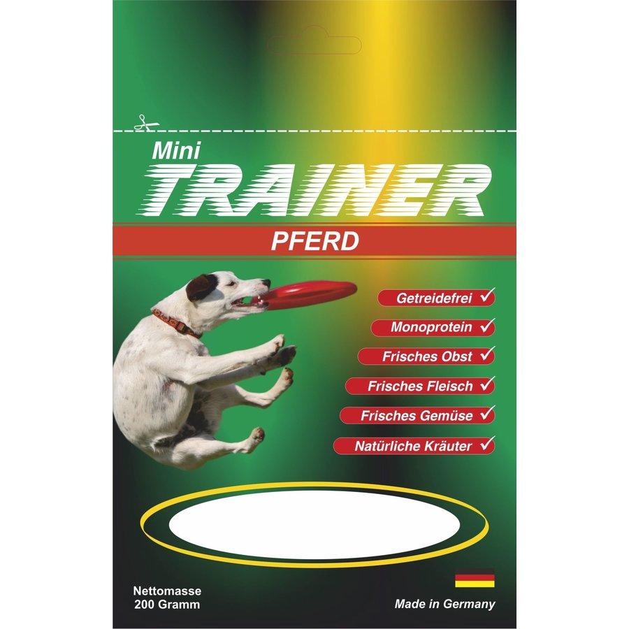 Natuurtrainers Paard