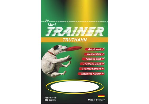 Wallitzer Natuurtrainers Kalkoen 200 gram