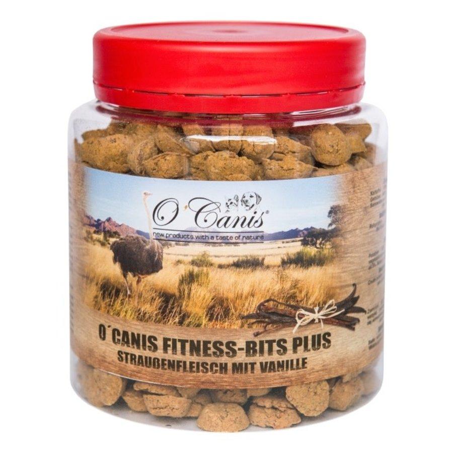 Trainerbits Plus Struisvogel met Vanille 300 gram