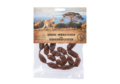 O'Canis Worstjes Kangoeroe 100 gram