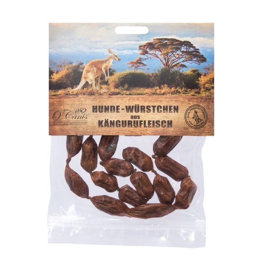 *Worstjes Kangoeroe 100 gram