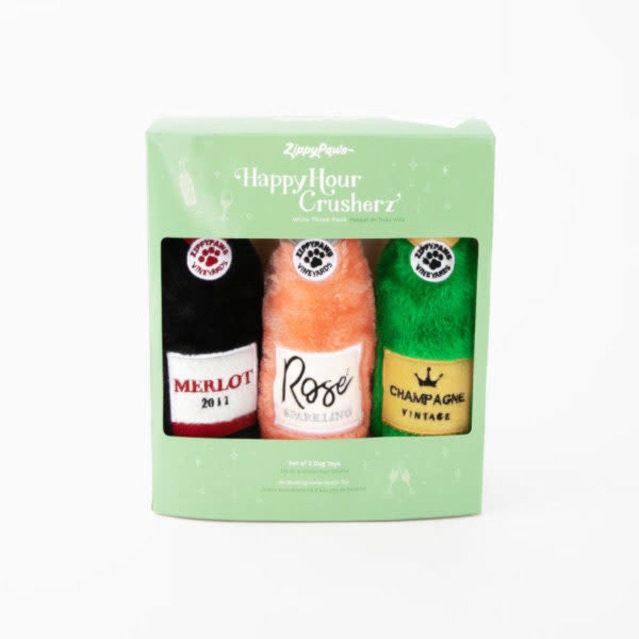 Happy Hour - Drie Pack Wijn