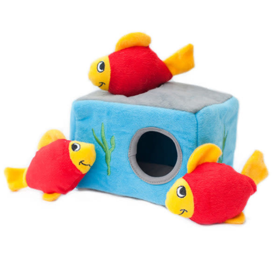 Verstopspeeltje - Aquarium