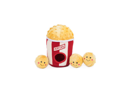 ZippyPaws Verstopspeeltje - Emmer Popcorn
