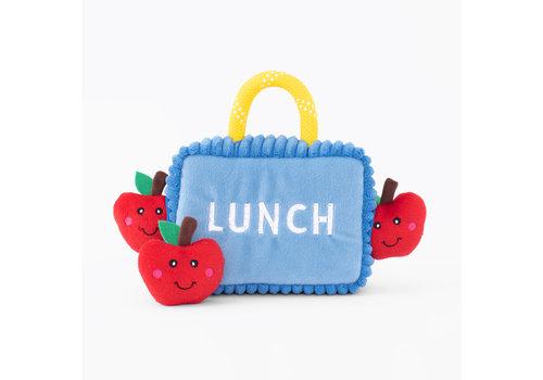 ZippyPaws Verstopspeeltje - Lunchbox met Appels