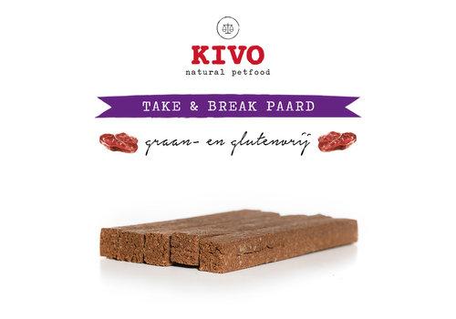 Kivo Take & Break Paard 50 stuks