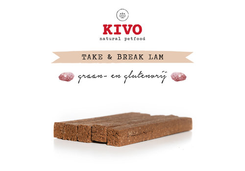 Kivo Take & Break Lam 50 stuks