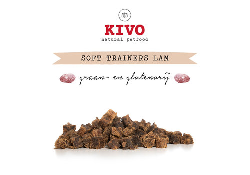 Kivo Soft trainers Lam 100 gram