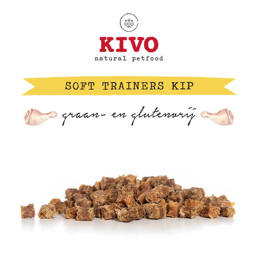 Soft trainers Kip 100 gram