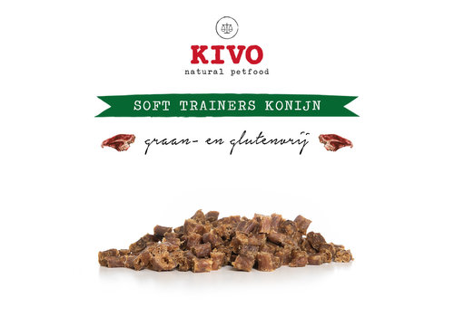 Kivo Soft trainers Konijn 100 gram