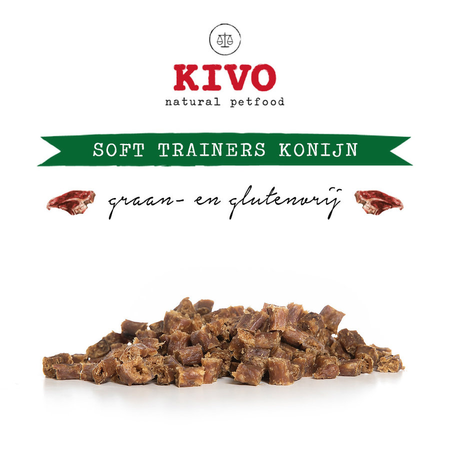 Soft trainers Konijn 100 gram