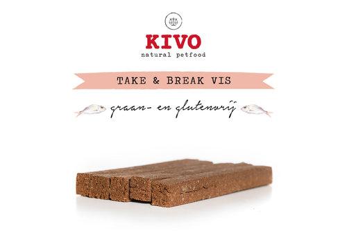 Kivo Take & Break Vis 50 stuks