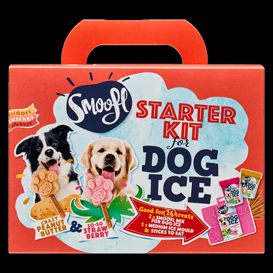Starter Kit - Aardbei & Pindakaas