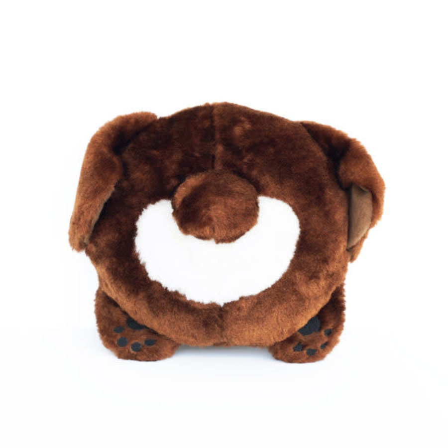 Squeakie Bruine Labrador