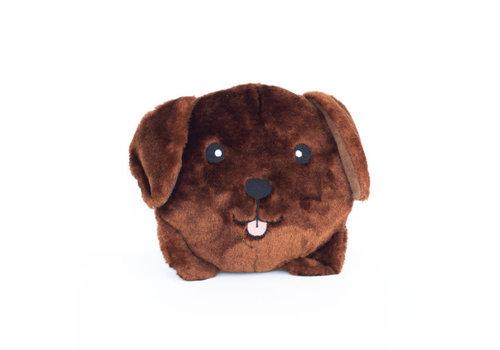 ZippyPaws Squeakie Bruine Labrador