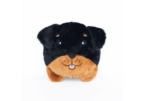 ZippyPaws Squeakie Rottweiler