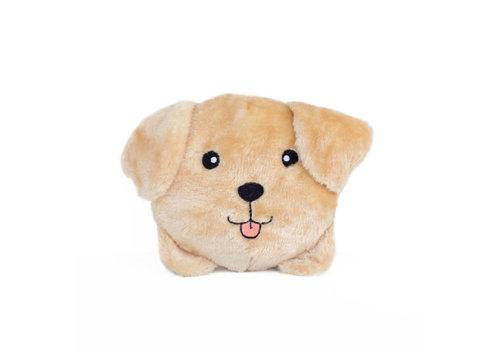 ZippyPaws Squeakie Blonde Labrador