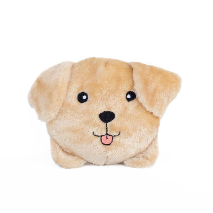 Squeakie Blonde Labrador
