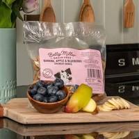 Grain Free Banana, Apple & Blueberry bones 400 gram