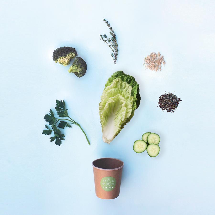 Green Mix 150 gram