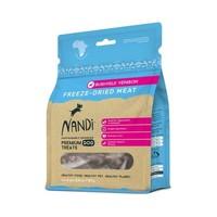 Nandi Freeze Dried Treats Bushveld Venison 57 gram