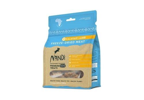 Nandi Freeze Dried Treats Kalahari Lamb 57 gram