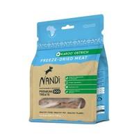 Nandi Freeze Dried Treats Karoo Ostrich 57 gram