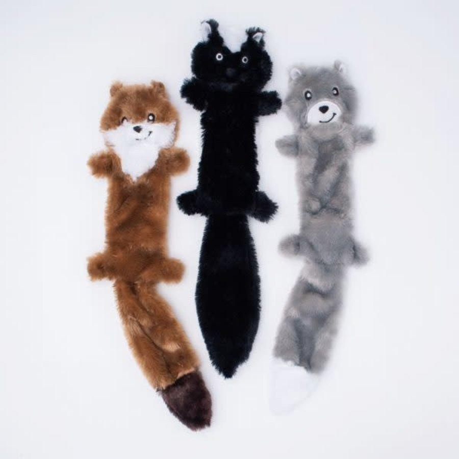 Skinny Peltz 3-pack L (Wezel, Stinkdier, Wolf)