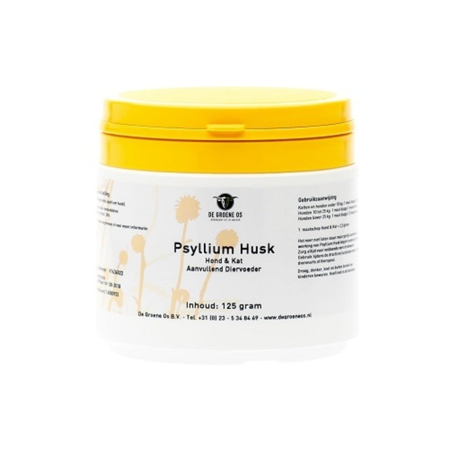 Psyllium Husk 125 gram