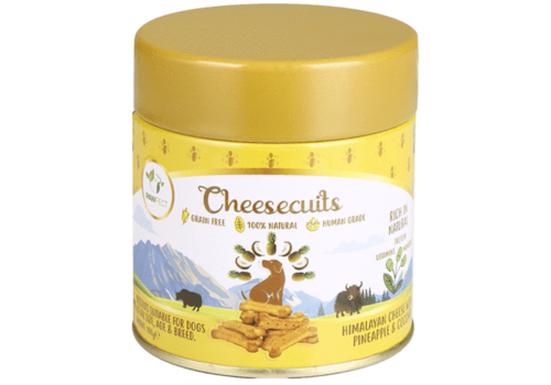 Pawfect Cheese biscuit with Pineapple & Coconut 100 gram