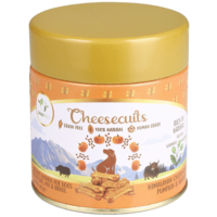 Cheese biscuits with Pumpkin & Flaxseed 100 gram